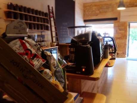 Coffee Shop - La Fabrique / Salon de thé