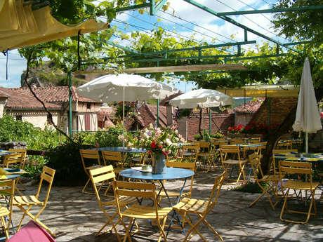 Restaurant Bar Lapopie