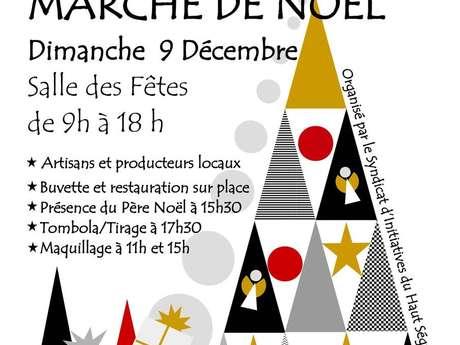 Marché de Noël à Latronquière