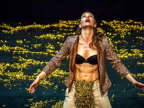 """Spectacle de Danse et Performance Vocale : """"Tragôdia ou Thésée Moi"""" - Marlène Rostaing"""