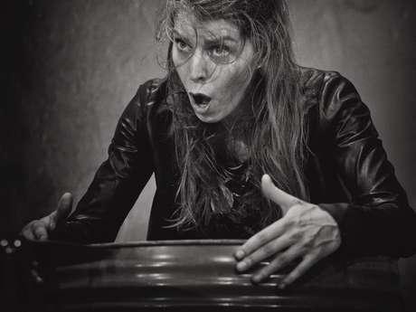 Stage de Week-End : Danse et Performance avec Marlène Rostaing
