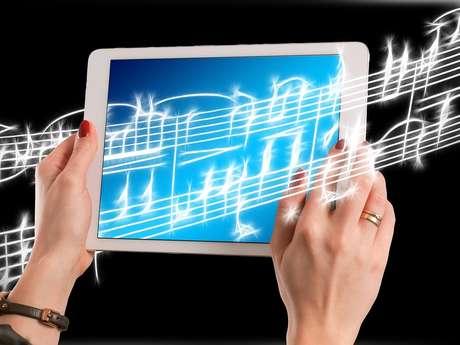 """Atelier """"Les Plateformes Musicales sur Internet"""""""