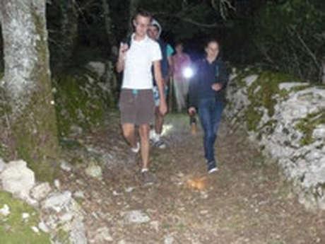 Balade Nocturne à Espédaillac