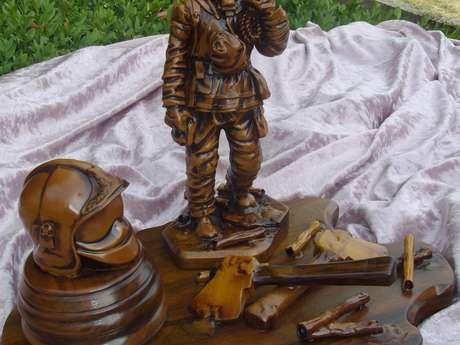 Sculpteur sur bois - Jean Luc Tournié