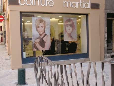 COIFFURE MARTIAL