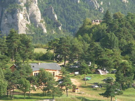 AIRE DE SERVICE DU CAMPING DE CASSADUC