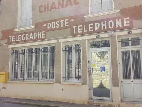 AGENCE POSTALE DE CHANAC
