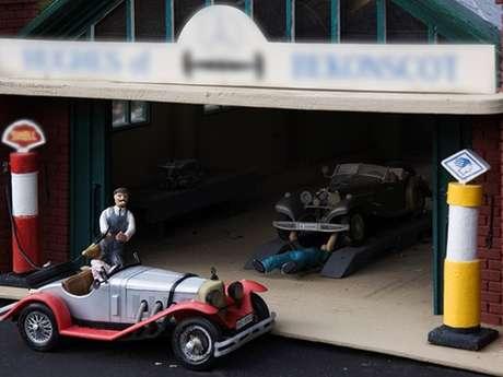GARAGE FORD CAR'S SERVICE