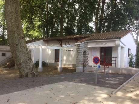 Médiathèque d'Amou