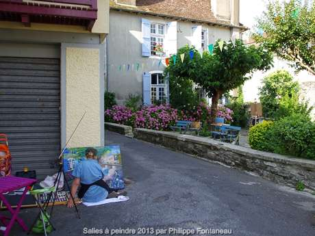 Salies à Peindre - Concours de Peinture et Sculptures - ANNULÉ