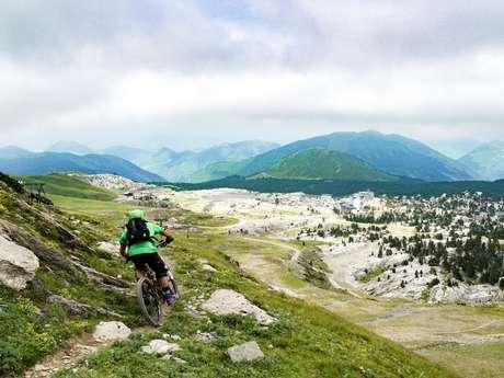 Bike 'N Ride Pyrénées - LEROUGE Thibault