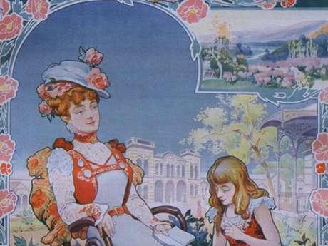 Excursion : Salies-de-Béarn au temps de la Belle Epoque