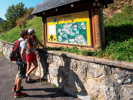 N° 14 Aspe - Chemin des Jaupins