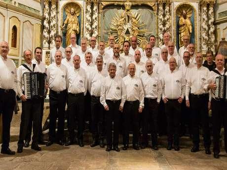 Concert du choeur d'hommes d'Espelette