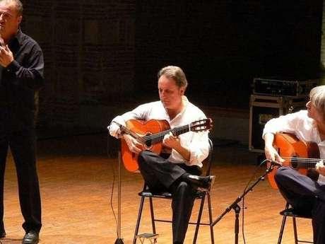 Fort du Portalet Concert du Trio Hermanos Sanchez et Charles Ferré