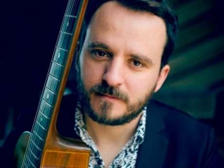 Festival jazz des rives et des notes - concert Benjamin Bobenrieth