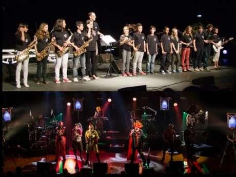 Festival jazz des rives et des notes - concert Classes Jazz & Funky Style Brass