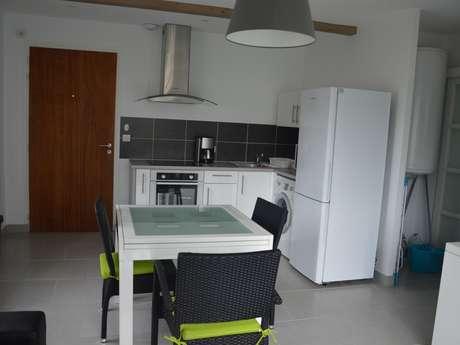 "Appartement ""Vert Anis"""