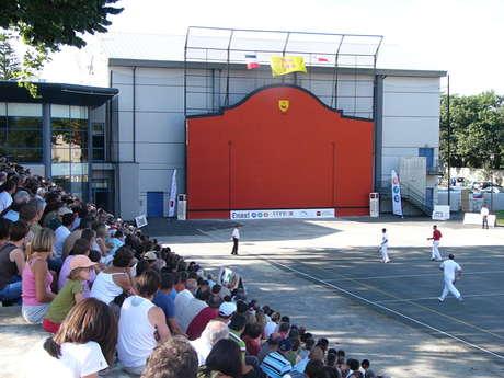 Quartiers d'été - Démonstrations de pelote basque