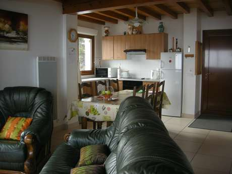 Chalet l'Edelweiss - Appartement n°2