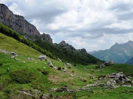 Cabane de Boué