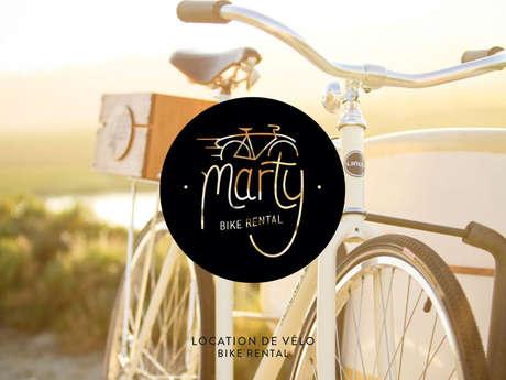 Marty Bike Rental