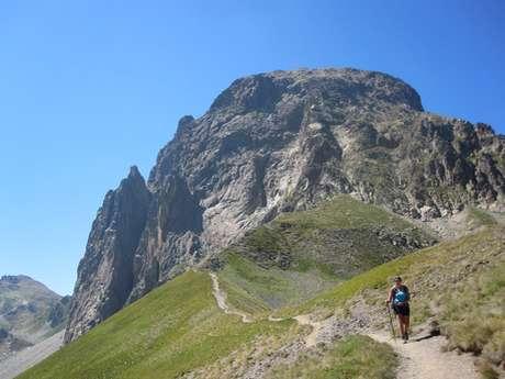 Madame Françoise STUTTGE - Accompagnatrice en montagne