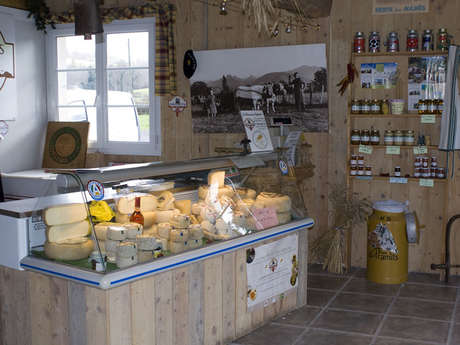 Fromagerie du Pays d'Aramits