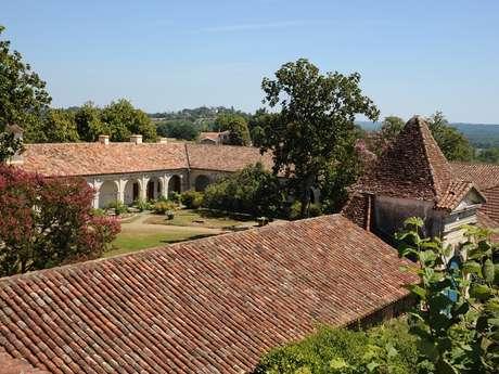Château de Gaujacq, l'instant insolite