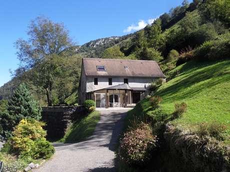 Gîte Estivade d'Aspe Pyrénées