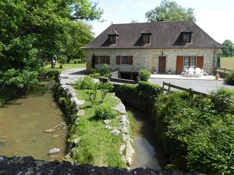 Gîte Le Moulin du Layou