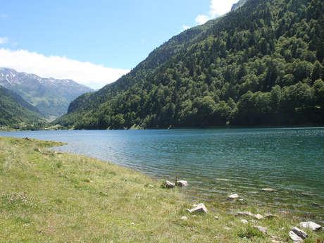Boucle du Brousset à Artouste en Vallée d'Ossau