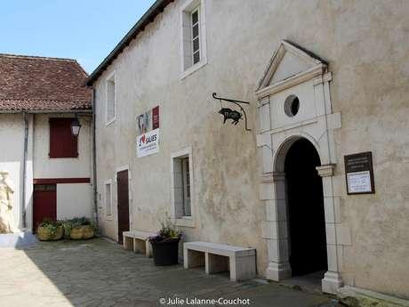 """Exposition temporaire : « La Maison traditionnelle en Béarn"""""""