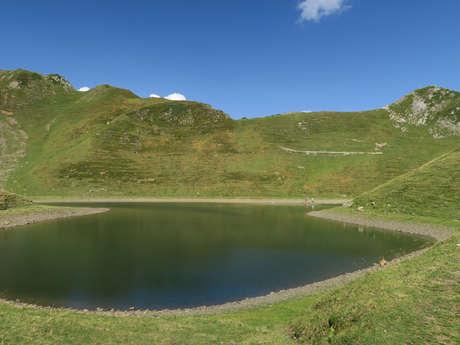 N° 33 Lac du Montagnon par le Col d'Iseye
