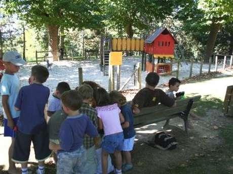 Jeux pour enfants à Morlanne