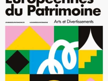Journées Européennes du Patrimoine - Crée ton carnet de voyage pour rêver les Pyrénées