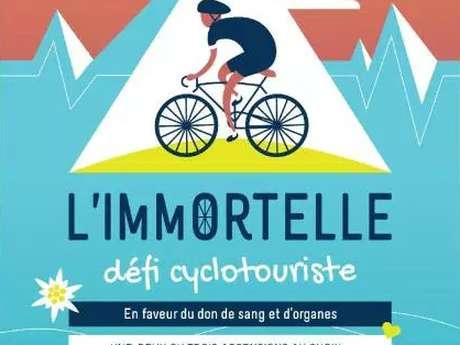Défi cyclotouriste l'Immortelle