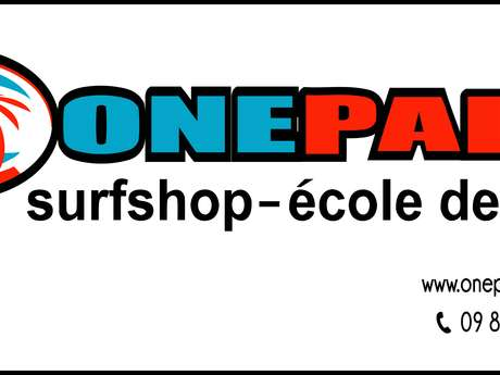 Ecole de Surf One Palm