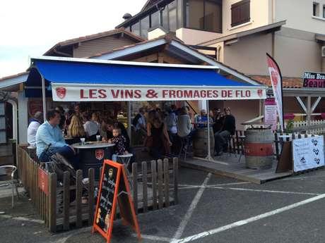 Les Vins et fromages de Flo