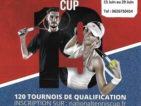 Tournoi tennis National Tennis Cup