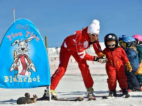Club des Piou-Piou- Ecole du Ski Français