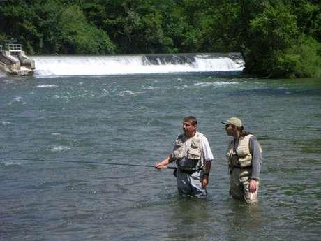 Fête de la pêche et du saumon