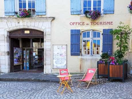 Office de Tourisme Chalosse Tursan Saint-Sever siège