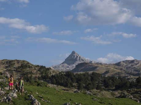 L'ascension du Pic d'Anie