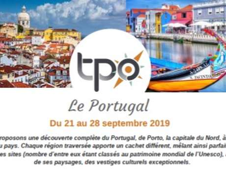 Voyage TPO - Portugal