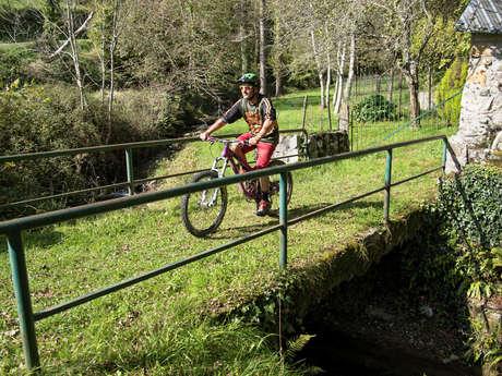 N° 35 Tour de Bugala à VTT