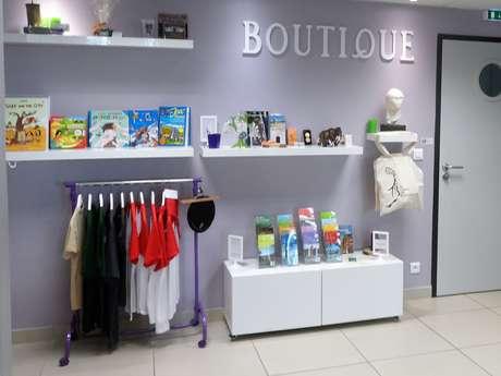 Boutique de l'Office de tourisme Landes chalosse - Antenne d'Amou