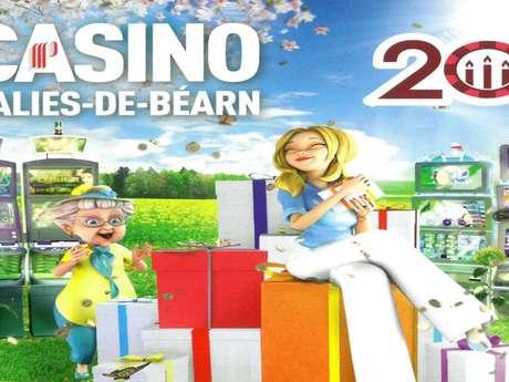 Anniversaire du casino