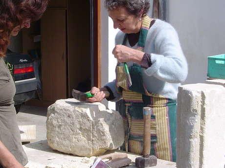 Stage de modelage et de sculpture