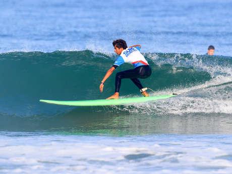 Ecole de surf Contis